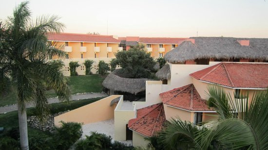 The Royal Suites Punta de Mita:                   Grand Palladium - View from Room
