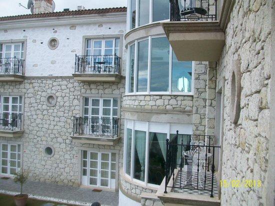 Imren Han Hotel & Mansions:                   ana bina