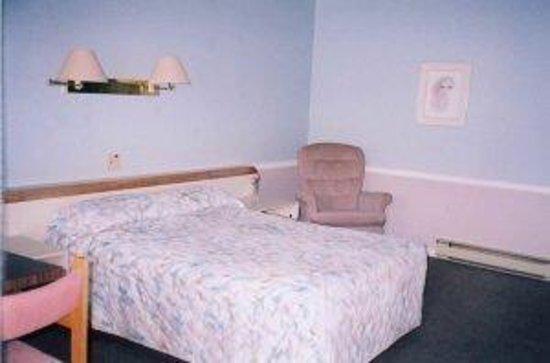 Motel Villa d'Autray: Guest Room