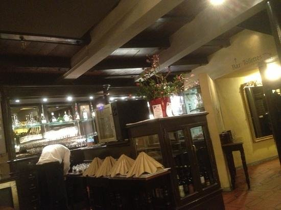The location picture of mere catherine zurich tripadvisor for Seafood bar zurich
