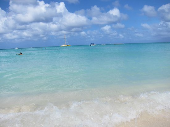 Hilton Aruba Caribbean Resort & Casino:                   Wonderful place to swim