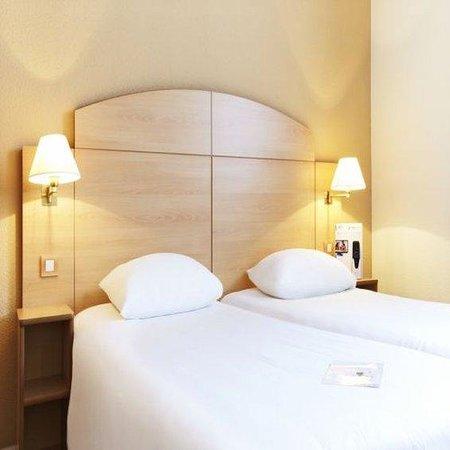 Campanile Brussels Vilvoorde: Twin Room2