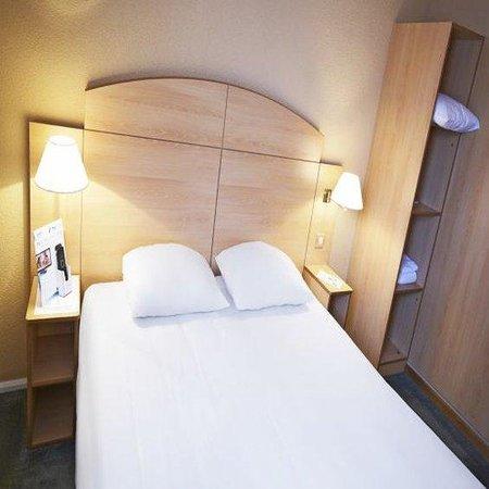 Campanile Brussels Vilvoorde: Double Room 1