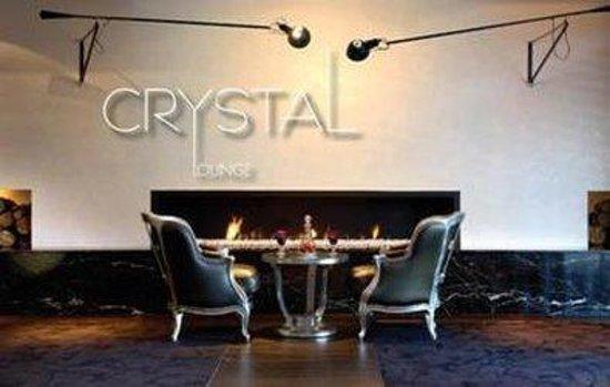 Sofitel Brussels Le Louise: Crystal Lounge Logo