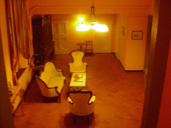 Hotel Restaurant  La Scaletta: Interior
