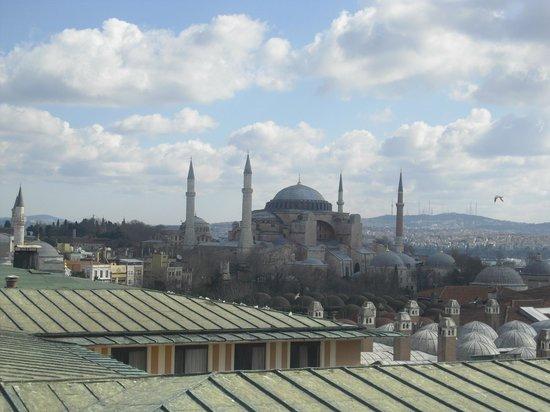 Lady Diana Hotel: Hagia Sophia