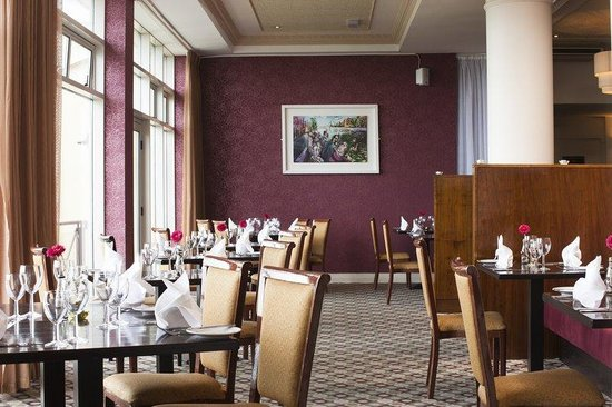 The Montenotte Hotel: Restaurant