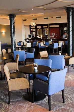 The Montenotte Hotel: Bar/Lounge
