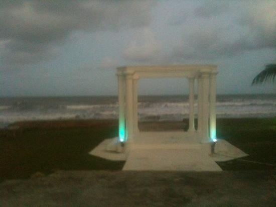 D' Coconut Cove Holiday Beach Resort :                   beach