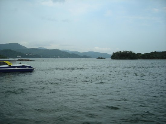 Sai Kung:                   Peaceful time