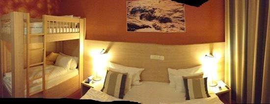 Aquapalace Hotel Prague: Zimmer