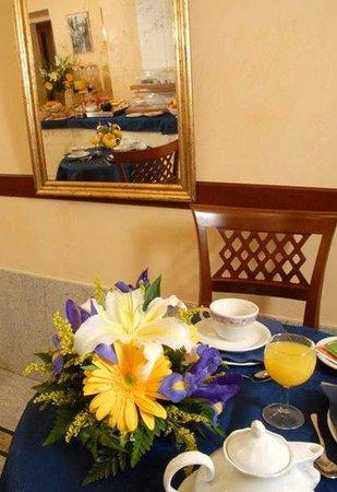 Hotel Ca' Formenta: Breakfast