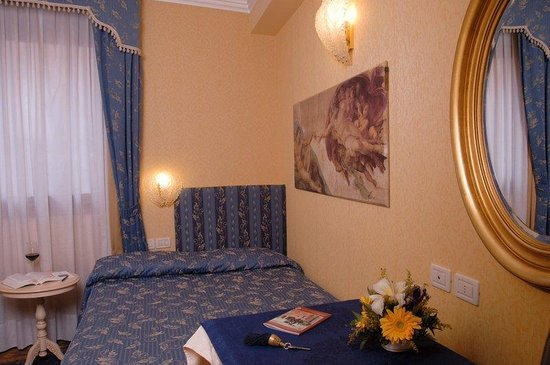 Hotel Ca' Formenta: Single Room