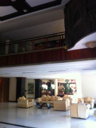 Angkor Riviera Hotel: Interior