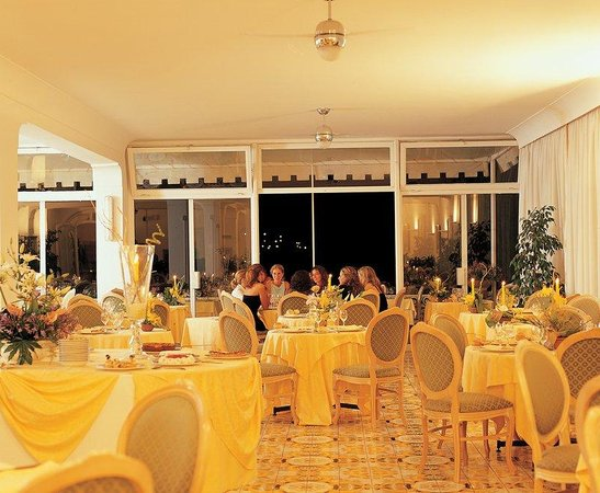 La Residenza: Restaurant