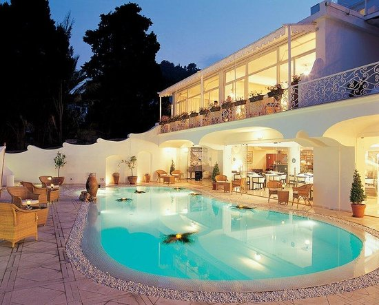 La Residenza: Pool