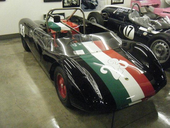 Marconi Automotive  Museum: Racing Car