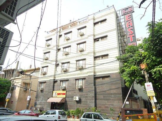 S&B East Inn Hotel: hotel
