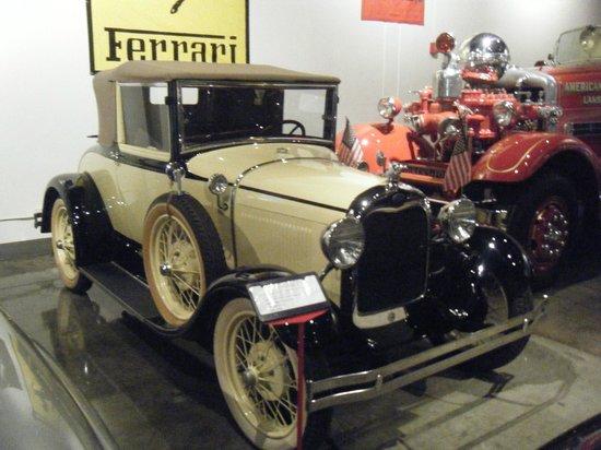 Marconi Automotive  Museum : Model A
