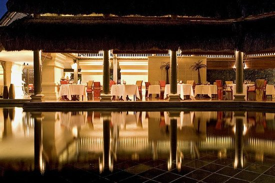 Constance Prince Maurice : L'Archipel Restaurant