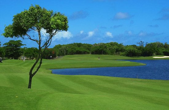 Constance Le Prince Maurice: Links Golf Course