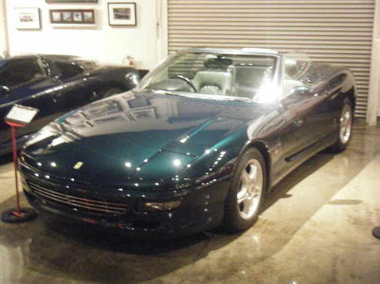 Marconi Automotive  Museum : $850,000 car. My favorite.