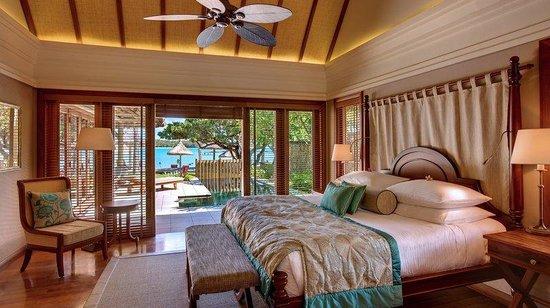 คอนสแตนซ์ เลอ ปริ๊นซ์ มัวริซ โฮเต็ล: Beach Villa