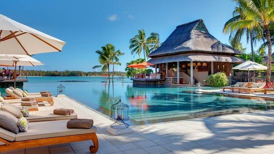 Constance Le Prince Maurice: Main Pool