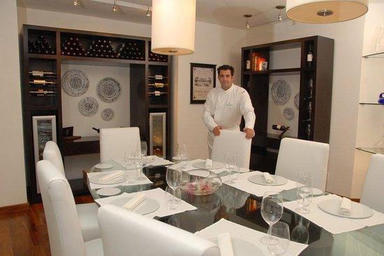 Royal Hideaway Playacar : Chefs Table