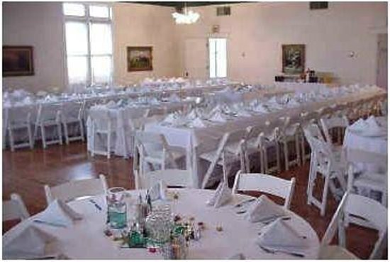 Jeeves & Co: Our upstairs banquet hall