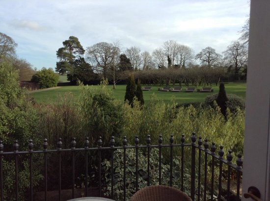 Bannatyne Hotel - Charlton House:                   View from our room