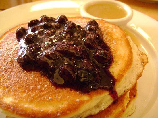 Clinton St. Baking Company & Restaurant: Blueberry Pancakes