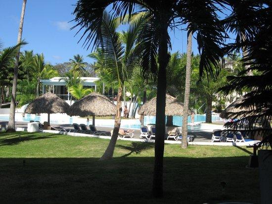 Hotel Riu Naiboa:                   Poolområde