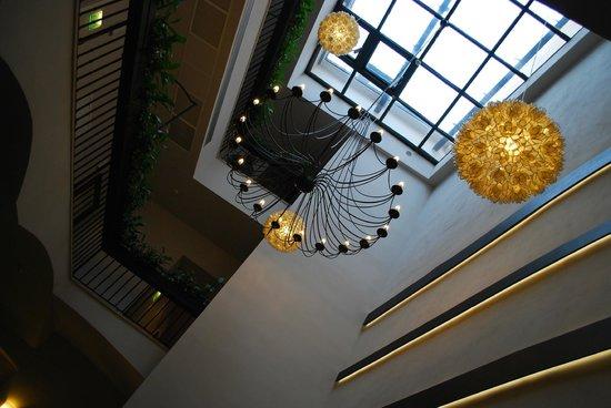 Hotel Residence Agnes:                   Entrada&Comedor