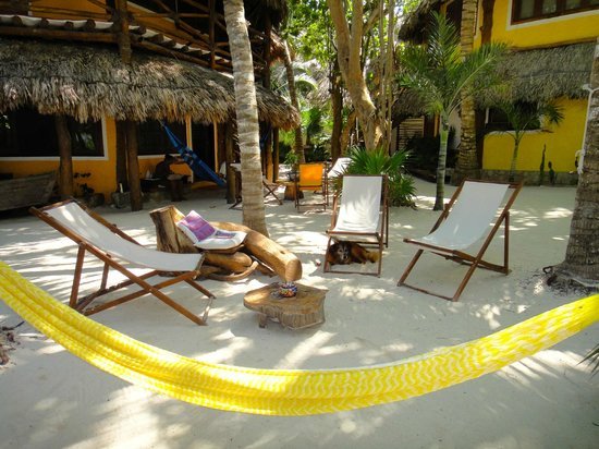 Holbox Hotel Mawimbi: my favorite chair