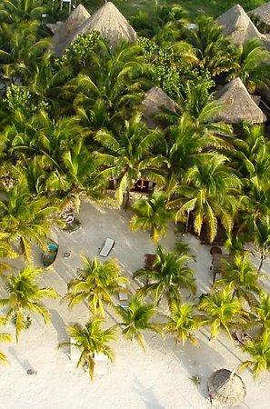 Holbox Hotel Mawimbi: Mawimbi's beach