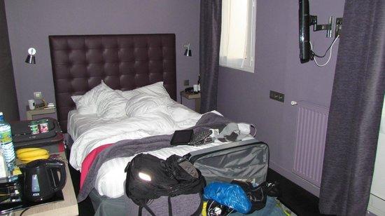 Hotel Saint Charles:                   Quarto