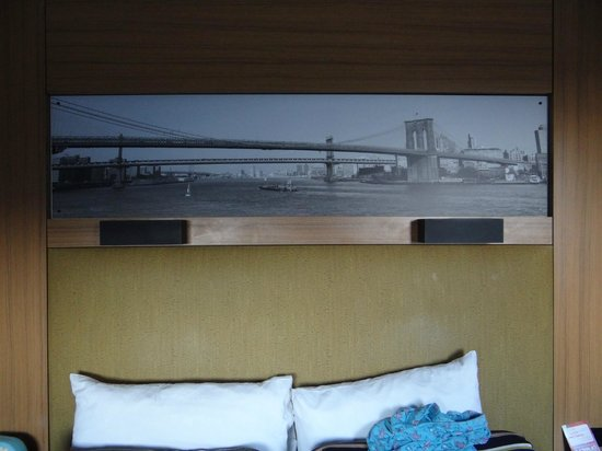 Aloft New York Brooklyn: Room