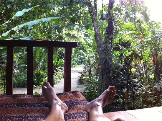 Hotel Shawandha Lodge:                   relax time