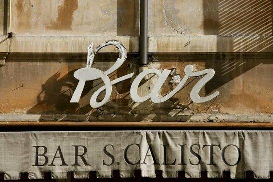 Hotel Residenza San Calisto : Rome Trastevere Bars