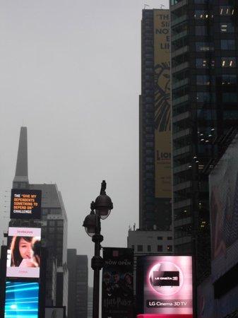 วิลล่า บูกิส เซมินยัค:                                     side view of hotel (lion king advert)