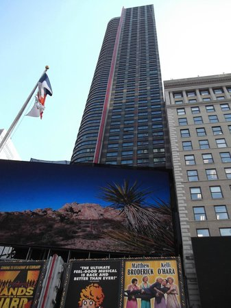 DoubleTree Suites by Hilton Hotel New York City - Times Square:                                     outside hotel