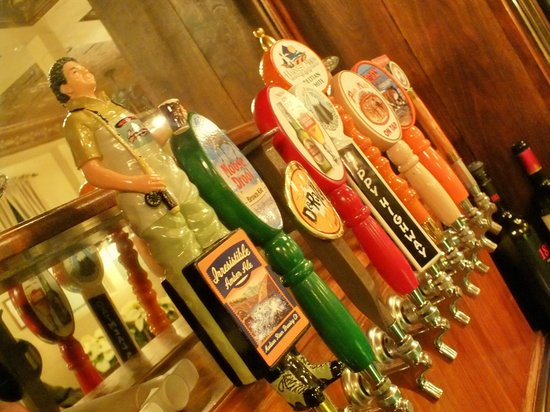 Union Grille: Beer on Tap