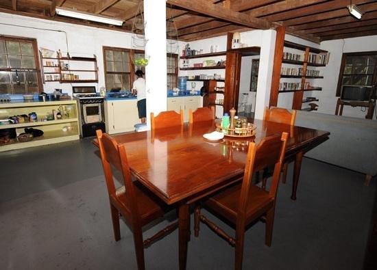 Savanna Guest House Kitchen