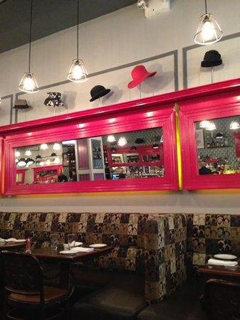 Steak Frites: banquettes