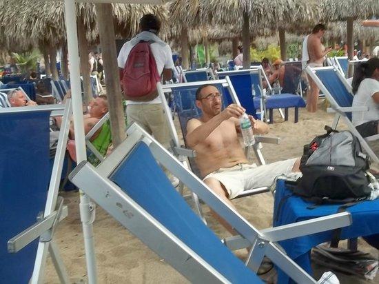 blue chair puerto vallarta. Blue Chairs Resort By The Sea: Chair Puerto Vallarta