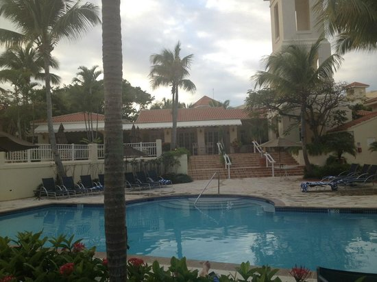 Las Casitas Village, A Waldorf Astoria Resort:                   One of the many great pool areas.