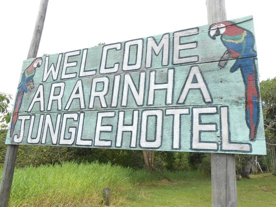 Ararinha Jungle Hotel:                   aaa