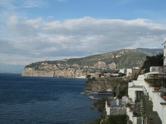 Hotel Sorrento City:                   View of Sorrento