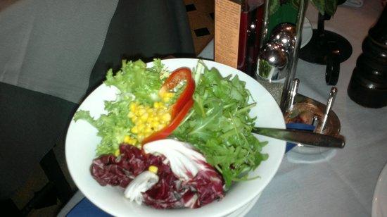 Trattoria Enoteca Alle Schiette:                   insalata mista